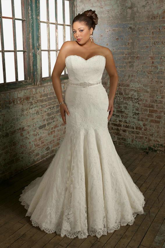 Plus Size Wedding Dresses The Curvy Chateau