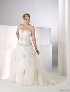 plus_size_ball_gown_v_neck_court_train_satin_wedding_dress_with_beading_4111_1